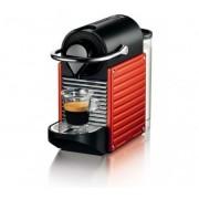 Cafetera nespresso krups pixie rojo