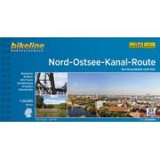 Fietsgids Bikeline Nord-Ostsee-Kanal-Route Von Brunsbüttel nach Kiel | Esterbauer