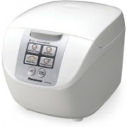 Panasonic SR-DF181 Electric Rice Cooker with Steaming Feature(1.8 L)