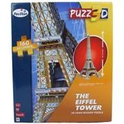Puzz3D The Eiffel Tower (Beginner 160 Pieces)