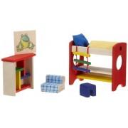 Selecta 4350 - Ronda, Mobili camera da letto per casa delle bambole