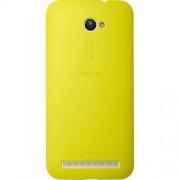 Capac protectie spate Asus pentru ZenFone 2 ZE500CL, Galben
