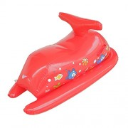 Generic Large Inflatable Motorboat Boat Seat Rider Ride On Kids Summer Beach Pool Party Toy