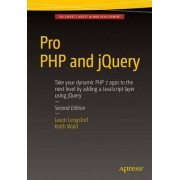 Pro PHP and jQuery 2016 by Jason Lengstorf