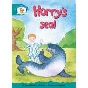 Literacy Edition Storyworlds Stage 6, Animal World, Harry's Seal by Robina Beckles Willson