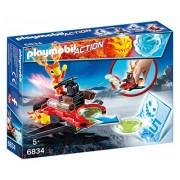 Playmobil Sports & Action 6834 figura de construcción - figuras de construcción (Playmobil, Multi, Cualquier género)