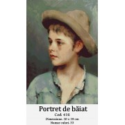 Portret de baiat