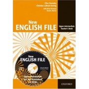 New English File: Upper-Intermediate: Teacher's Book with Test and Assessment CD-ROM by Clive Oxenden