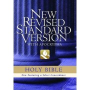 Bible: New Revised Standard Version Bible with Apocrypha by Bruce M. Metzger
