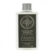 Reed Diffuser with Essential Oils Refill - Clean Cotton 100ml/3.38oz Odorizant cu Trestie cu Uleiuri Esenţiale Rezervă - Clean Cotton