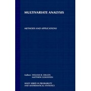 Multivariate Analysis by William R. Dillon