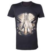 Tricou Assassins Creed Syndicate Negru Bronze Crest