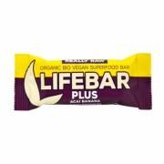 Lifebar+ Açai banane 47g