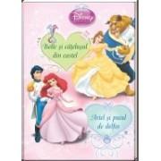 Belle și cățelușul din castel, Ariel și puiul de delfin .