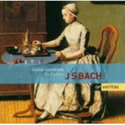 Gustav Leonhardt - J.S.Bach 6 Partitas Bwv 825-30 (0724356233720) (2 CD)