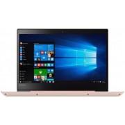 "Laptop Lenovo IdeaPad 520S (Procesor Intel® Core™ i3-7100U (3M Cache, up to 2.40 GHz), Kaby Lake, 14""HD IPS, Touch, 4GB, 1TB HDD @5400RPM, Intel® HD Graphics 620, Wireless AC, Tastatura iluminata, Win10 Home, Roz) + Jucarie Fidget Spinner OEM, plastic (Al"