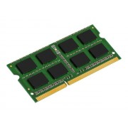 Kingston ValueRAM - DDR3 - 2 Go - SO DIMM 204 broches - 1066 MHz / PC3-8500 - CL7 - 1.5 V - mémoire sans tampon - non ECC