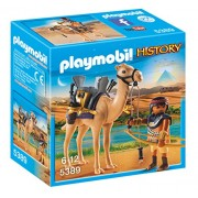 PLAYMOBIL 5389 Egyptian Warrior with Camel