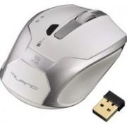 Mouse Wireless Hama Milano Silver