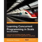 Learning Concurrent Programming in Scala - by Aleksandar Prokopec