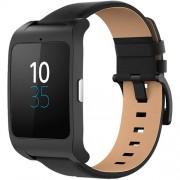 Smartwatch 3 Negru Piele Sony