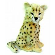 Hansa 2992 14 pulg. Cheetah Cub Sentado