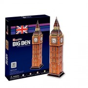 "CubicFun 3D Puzzle C-Serie ""Big Ben - Londra"""