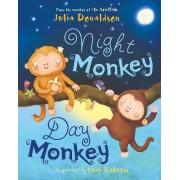 Night Monkey, Day Monkey by Lucy Richards