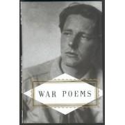 War Poems by John Hollander