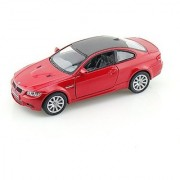 5 BMW M3 Coupe 1:36 Scale (Red)