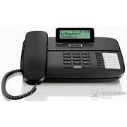 Telefon Gigaset DA710 cu ecran, negru