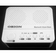 LED kijelzős Bluetooth ébresztőóra FM rádióval OALC-5608W fehér