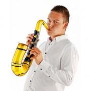 Opblaasbare saxofoon goud 54 cm