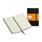 Moleskine Carnet De Note Couverture Rigide 13 X 21 Cm 240 Pages Lignées. Coloris Noir