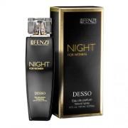 JFENZI - Desso Night - Apa de parfum pentru femei 100 ml