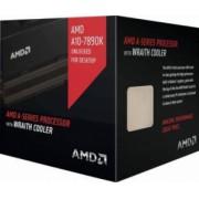 Procesor AMD A10 7890k Black Edition 4.1GHz FM2+ Wraith cooler Radeon R7 Box