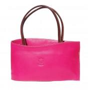 """Florence Leather Market Mini borsetta """"Nano"""" in pelle lucida di vitello (206)"""