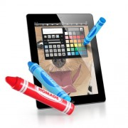 Puntero táctil iCrayon para Smartphone/Tablet