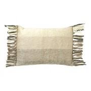 Olandese Decor, Cuscino, lana, Taupe, 40 x 60 cm