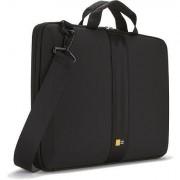 Geanta Case Logic QNS116K, pentru laptop, 16 inch, negru