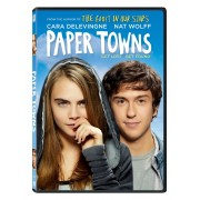 Paper Towns:Cara Delevingne,Nat Wolff - Orase de hartie (DVD)