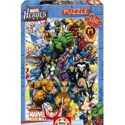 Educa 15560 500 - Marvel Heroes