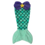 Cuddle Tails Mermaid Tail Blanket for 18 Inch Doll like American Girl - Bikini Beach - Blanket Only