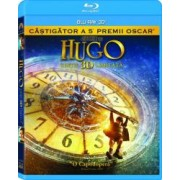 HUGO BluRay 3D 2011