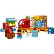 Min første lastbil (Lego 10818 Byggeklodser)