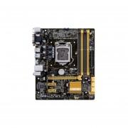 Tarjeta Madre ASUS B85M-G, Chipset Intel B85, Socket 1150, DDR3, SATA II, SATA III