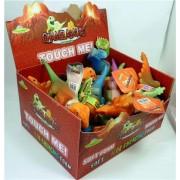 Figurica T-rex/Stegosaurus/Triceratops Chameleon sorto