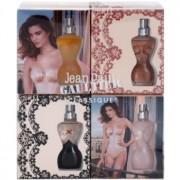 Jean Paul Gaultier Classique Mini coffret I. Eau de Toilette 3,5 ml + Eau de Toilette 3,5 ml + Eau de Parfum 3,5 ml + Eau de Parfum 3,5 ml