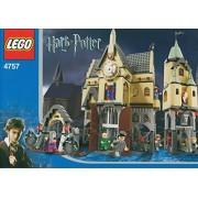 Lego 4757 Harry Potter - Hogwarts Castle - 2nd Edition 2004 / Lego 4757 Harry Potter - Castillo de Hogwarts - 2da Edición 2004 (Caja sellada pero no perfecta)