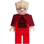Lego Star Wars Mini Figure Chancellor Palpatine (Approximately 45mm / 1.8 Inches Tall)